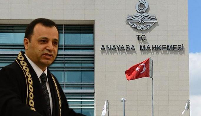 AYM Başkanı Zühtü Arslan: Hukuk devletinde adaletin yegane adresi mahkemelerdir