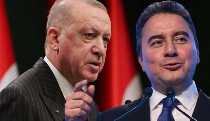 Babacan'dan Erdoğan'a: Sayın Cumhurbaşkanı, lütfen önden buyurun