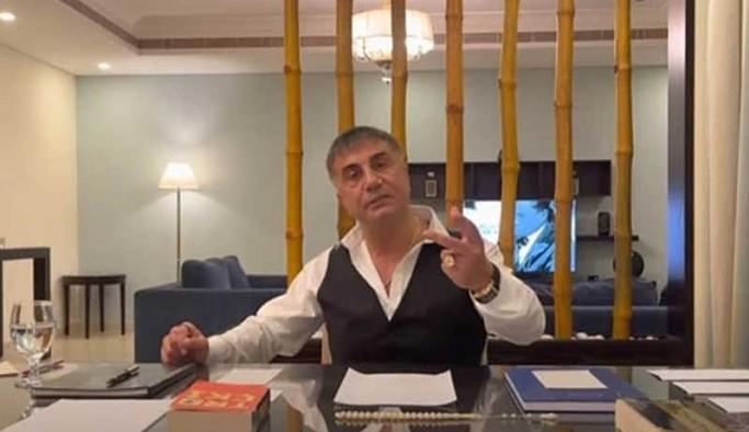 BAE polisinin 'daveti' üzerine konutundan ayrılan Peker geride video bıraktı mı?