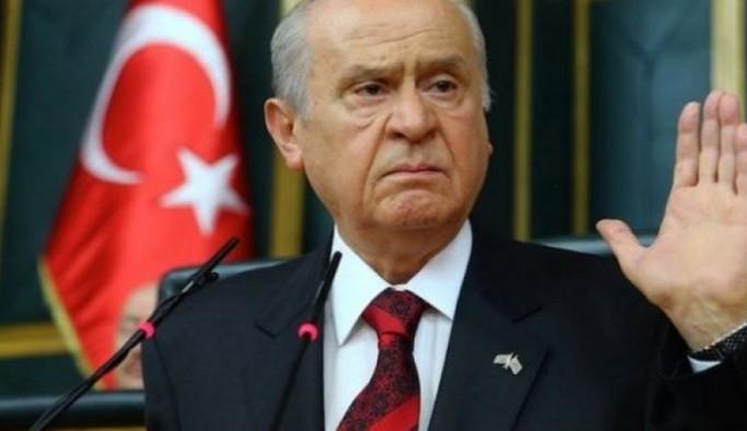 Bahçeli yine HDP'yi hedef gösterdi: Açılmamak üzere kapatılmalıdır