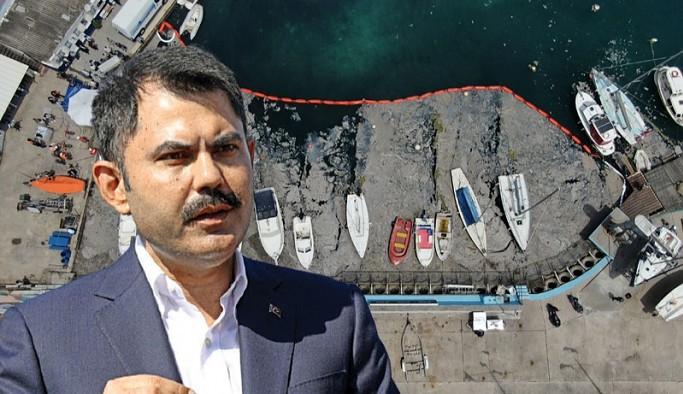 Bakan Kurum: Marmara Denizi'nin tamamını koruma alanı ilan edeceğiz
