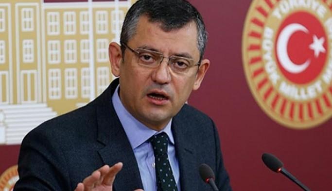 CHP'li Özel, AKP'ye seslendi: Üç maymunu oynayarak iktidarınızı sürdüremezsiniz