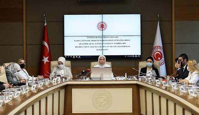 CHP, TBMM'deki 'Kadın Komisyonu'ndan resmen çekildi