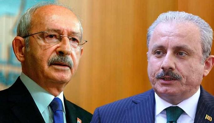 CHP'den Şentop'a '10 bin dolar alan siyasetçi' tepkisi: Dut yemiş bülbül gibi oturmayacaksın
