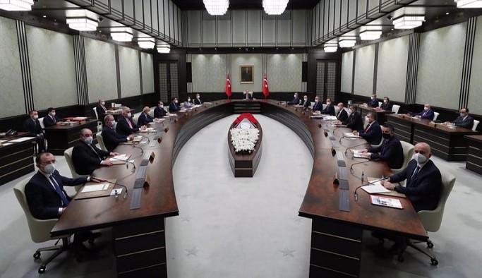 Cumhurbaşkanlığı Kabinesi toplantısının tarihi erkene çekildi