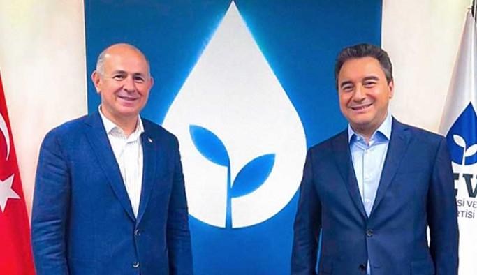 DEVA Partisi'nin yeni İstanbul İl Başkanı belli oldu