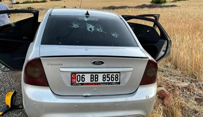 Diyarbakır'da AKP ilçe başkanının kardeşine silahlı saldırı