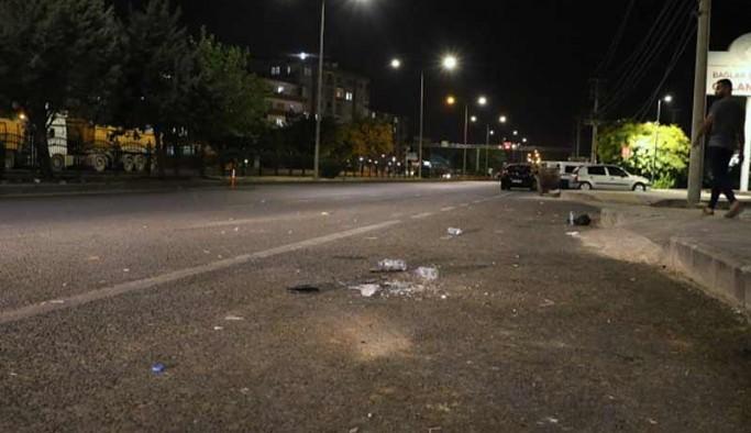 Diyarbakır'da motosikletli polis çocuklara çarptı: 1'i ağır 4 yaralı