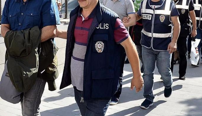 Emniyete operasyon: 47 polis gözaltına alındı