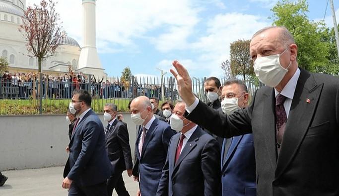 Erdoğan'dan cami açılışında seçim propagandası: 2023'e hazır mıyız?