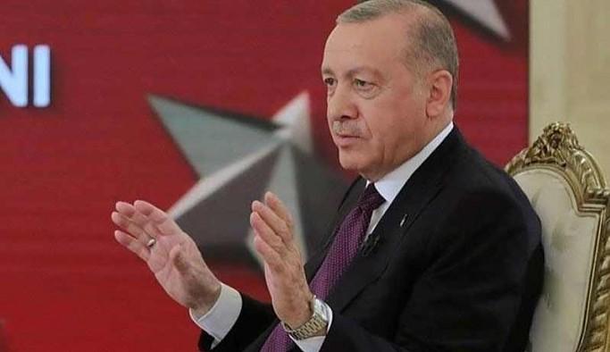 Erdoğan ile gazeteci arasında tepki çeken diyalog: Öldürdün mü?
