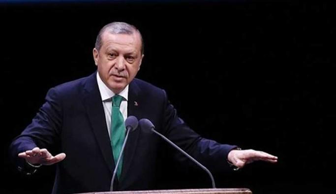 Erdoğan: Neymiş, millet açmış, aç olanları siz doyuruverin, nankörlük parayla değil