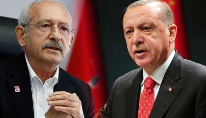 Erdoğan'dan CHP lideri Kılıçdaroğlu'na 500 bin TL'lik tazminat davası