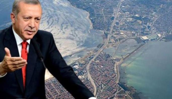 Erdoğan'dan 'Kanal İstanbul için ödeme yapmayacağız' diyen muhalefete: Söke söke bu parayı alırlar