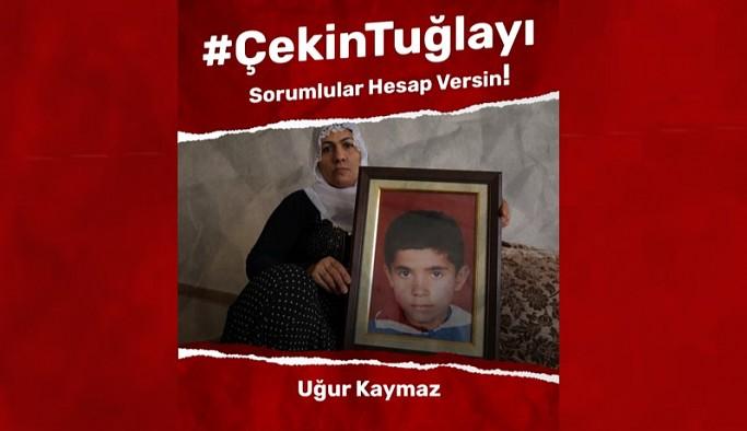 HDP'den kampanya: Çekin Tuğlayı