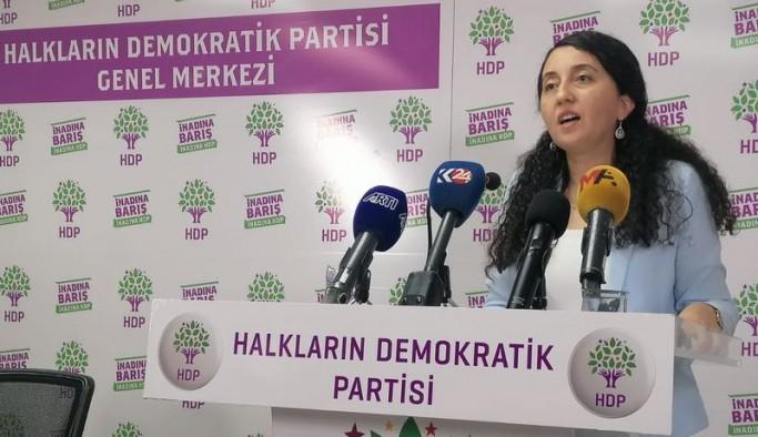 HDP: Bu halk yakında öyle bir ders verecek ki, 90'ların aktörleri gibi silinip gidecekler