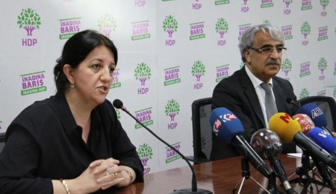HDP'den 'kapatma davası' açıklaması: Bu davanın savcısı nasıl iktidarsa, gerçek avukatı da bizzat halktır