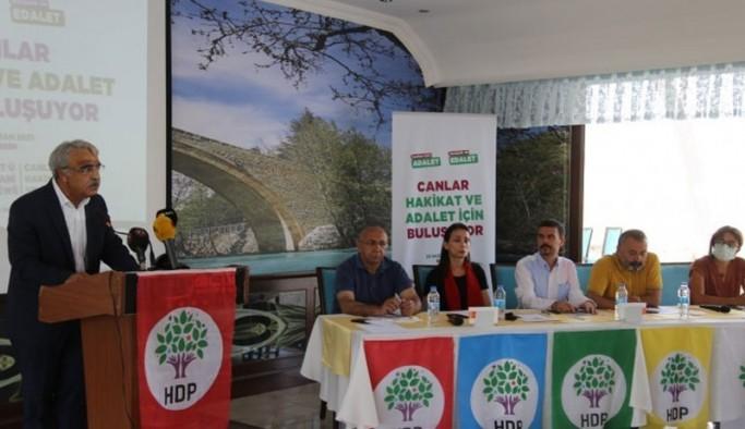 HDP Eş Genel Başkanı Sancar'dan 'final yılı' mesajı: Bir büyük yol ayrımına doğru ilerliyoruz