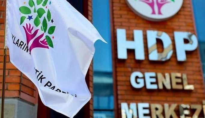 HDP'li iki yönetici hakkında 25 yıla kadar hapis istemi