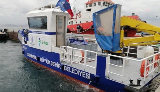 İBB: İstanbul müsilajının yüzde 45'i ortadan kaldırıldı