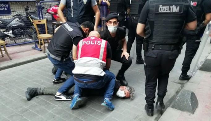 İçişleri Bakan Yardımcısı Ersoy, fotomuhabiri Kılıç'ın boğazına bastırılarak gözaltına alınmasını savundu