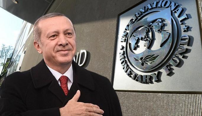 IMF, Türkiye'ye 6,4 milyar dolar verecek