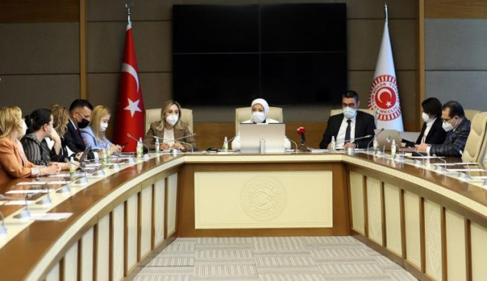 Kadına Şiddeti Önleme Komisyonu toplantısında AKP'liler kadın örgütleri temsilcilerini suçladı
