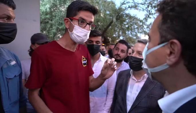 Lise öğrencisinden tepki: Biz bu AKP'den bıktık