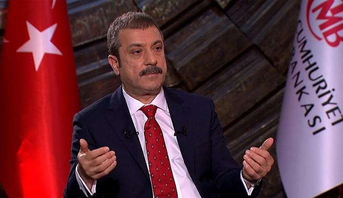 Merkez Bankası Başkanı Şahap Kavcıoğlu: Erken gevşeme beklentisi kalkmalı