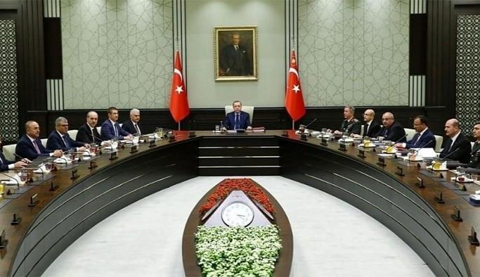 Milli Güvenlik Kurulu toplantısının ardından 5 maddelik bildiri