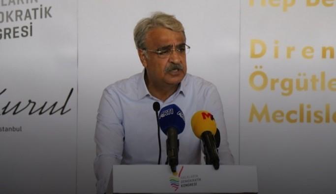 Mithat Sancar: AKP 7 Haziran'da aldığı yenilgiyi unutmadı