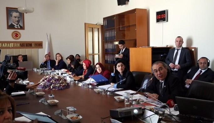 SADAT'ın psikolojik savaş danışmanı kadına yönelik şiddet komisyonunda: HDP'den tepki