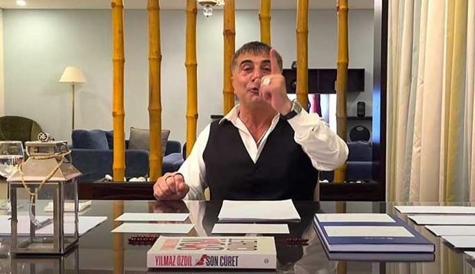 Sedat Peker, Süleyman Soylu - Sezgin Baran Korkmaz iddiasında bahisi arttırdı: Kafama sıkacağım