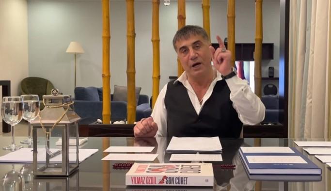 Sedat Peker'den Soylu hakkında 'uyuşturucu' iddiası