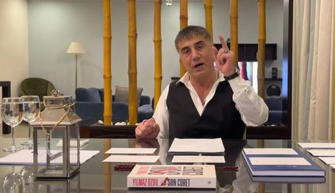 Sedat Peker'den 'erişim engeli' açıklaması: Gerekirse dumanla paylaşacağım
