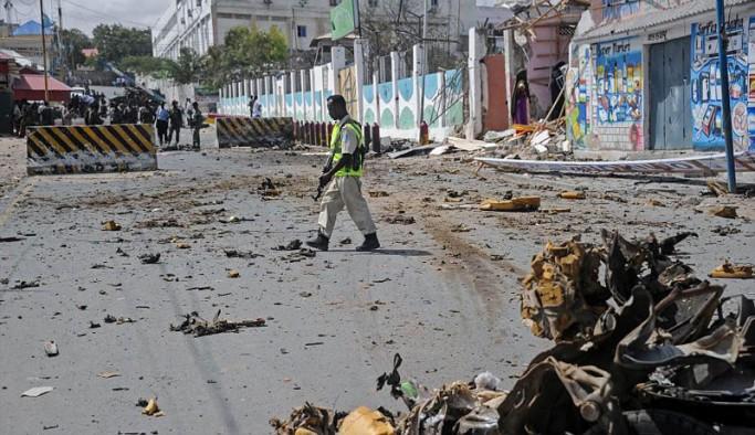 Somali'de askeri üsse saldırı: 30 ölü