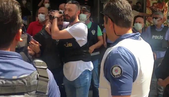 Sözcü yazarı Erkin: HDP saldırganı bir günde sorgulanıyor ve tutuklanıyor, ilginç değil mi?