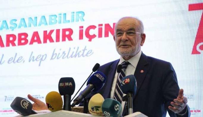 SP Genel Başkanı Temel Karamollaoğlu: Kürt sorunu yok diyerek çözemezsiniz