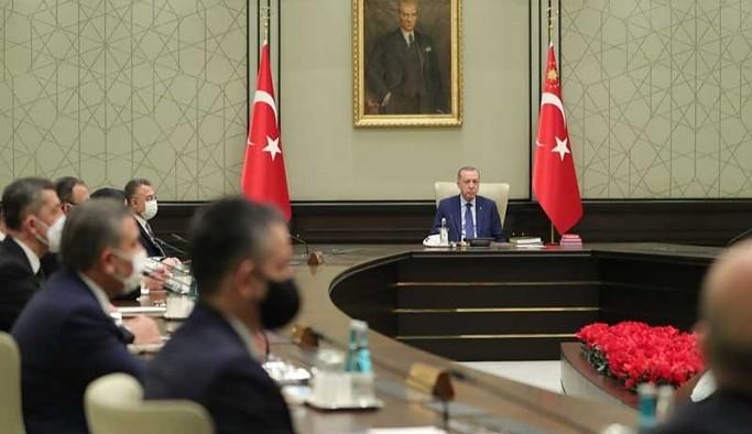 Tarihi değiştirilen Kabine toplantısı ertelendi