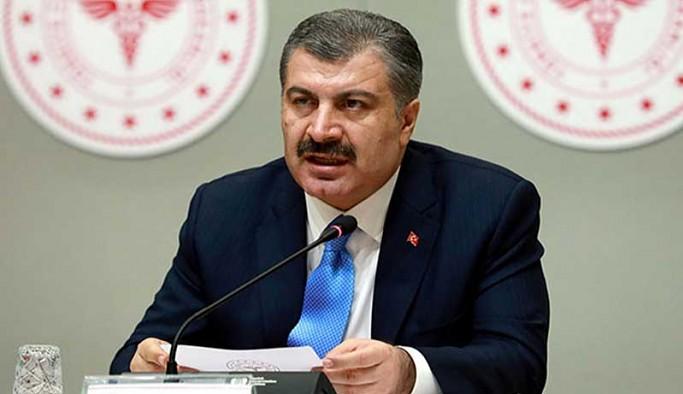Türkiye'de koronavirüsten 59 kişi daha hayatını kaybetti