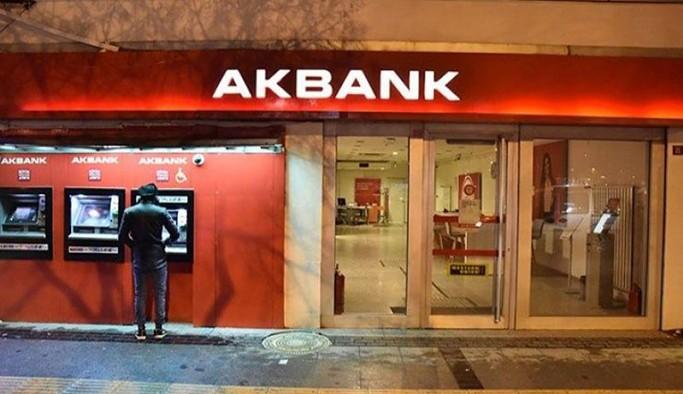Akbank'tan açıklama: ATM'lerimiz yeniden hizmet vermeye başladı