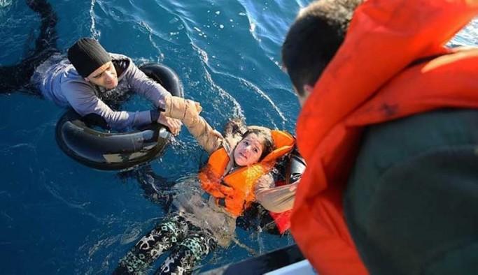 Akdeniz'de mültecilerin bulunduğu bot alabora oldu: En az 43 kişi hayatını kaybetti