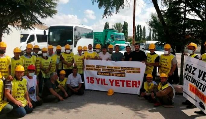 AKP'li Elitaş'tan 'Size oy verdim' diyen Somalı madenciye: Bana mı çalıştınız, vermeseydin