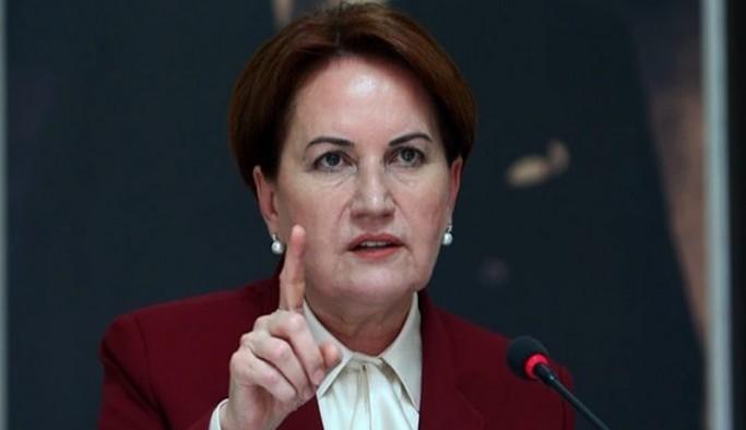 Akşener, Kılıçdaroğlu için, 'Cumhurbaşkanlığını saygıyla karşılarım' dedi; HDP'yi ittifaka dahil etmedi