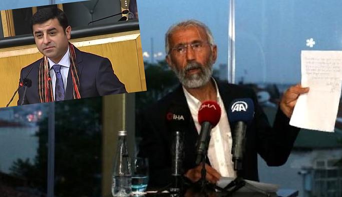 """Ali Kemal Özcan: Demirtaş'ın """"Seni başkan yaptırmayacağız"""" çıkışı kesinlikle Öcalan'dan habersiz yapıldı"""
