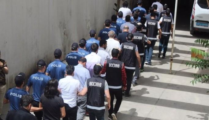 Ankara'da operasyon: 66 gözaltı kararı