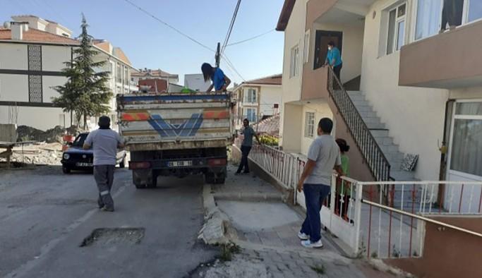 Ankara'da Kürt aileye ırkçı saldırı: Kadın ve çocukları hedef gösterildi