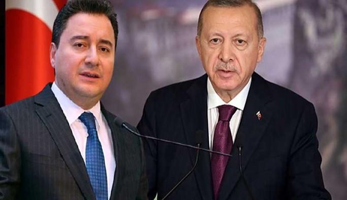Babacan'dan Erdoğan'a: Çözüm süreci sayesinde kendisi Cumhurbaşkanlığı Sarayı'nda, çözüm ortakları hapiste