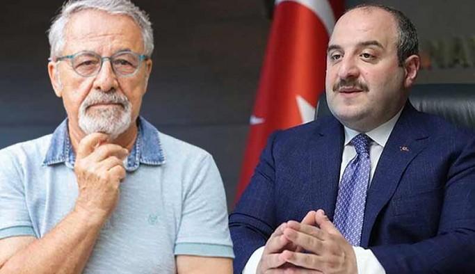 Bakan Varank, Naci Görür'ü hedef aldı: Güya profesör, çürümüş zihniyetin temsilcisi