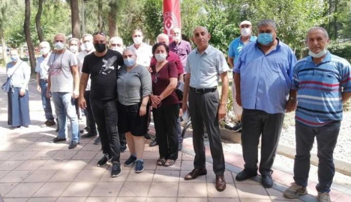 Bornova Belediyesinde 28 işçi işten çıkarıldı